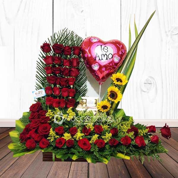 Ramos De Flores Para Aniversario Cali Feliz Aniversario - Fotos-ramos-de-flores